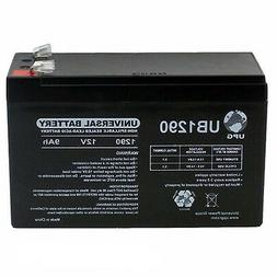 Universal Power Group 12V 9Ah SLA Battery Replacement for Ch