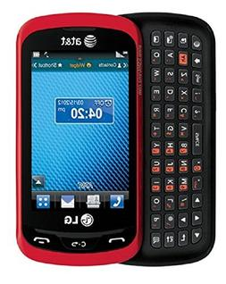LG Xpression C395 Qwerty Keyboard Slider Cellphone GSM Unloc
