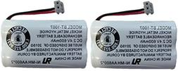 New! Genuine Uniden BBTY0651101 BT-1007 NiMH 600mAh DC 2.4V