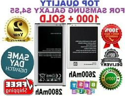 New Replacement Battery For Samsung Galaxy S4 S5 OEM Origina