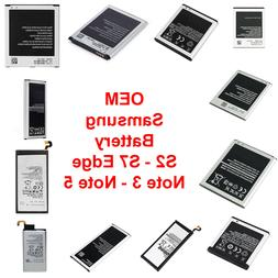 OEM Original Battery Replacement For Samsung Galaxy Note 3 4