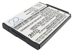 VINTRONS Replacement Battery For SUMMER Baby Touch 02000, Ba