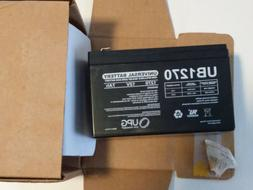 ADT alarm system UB1270 replacement battery brand new 12v 7a