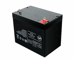 AJC 12-270FR 12V 75Ah Sealed Lead Acid Replacement Battery