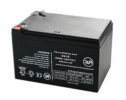 AJC 12V 14Ah Sealed Lead Acid - AGM - VRLA Battery