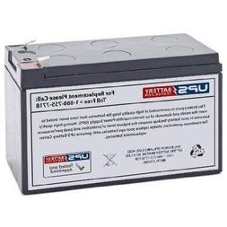 ADT 477967 12V 7Ah Alarm Replacement Battery
