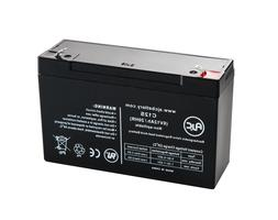 APC Back-UPS 600  6V 12Ah UPS Replacement Battery