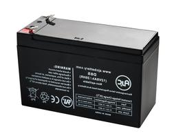 Chloride Power Desk Power 500 12V 8Ah UPS Replacement Batter