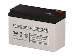 B&B Battery BP7-12-F2 Battery Replacement By SigmasTek
