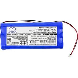 Cameron Sino Battery For DSC 6PH-AA1500-H-C28, Fits Direct S