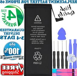 battery internal replacement 1715mah free oem tools