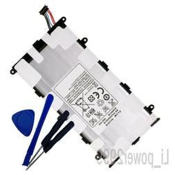 Battery Replace For Samsung GALAXY Tablet 2 7.0 I700 P6200 P