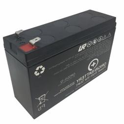 BB CPS5.5-12 Battery Replacement