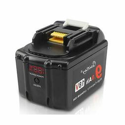 Waitley BL1830 Replacement battery for Makita 18V 9.0Ah 9000