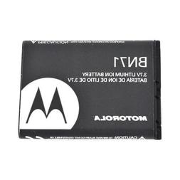 Black OEM Standard Replacement Battery 1170 mAh BN71 For Mot