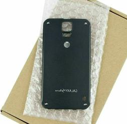 Black Replacement Battery Back Cover Door for Samsung Galaxy