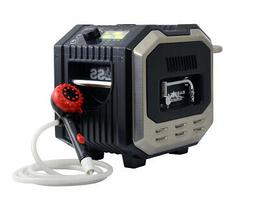 boss xcw20 basecamp battery operated