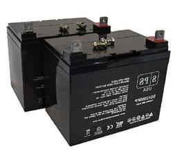 SPS Brand 12V 35Ah Replacement AGM battery for Golf Cart