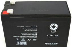 SPS Brand  12V 9 Ah Replacement  battery - T2 Terminal