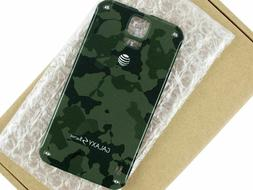 Camo Green Replacement Battery Back Cover Door for Samsung G
