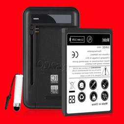 Charger+Replacement Battery for Novatel MiFi Verizon Jetpack