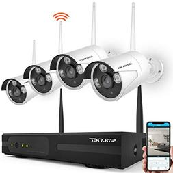 clearer than wireless security system