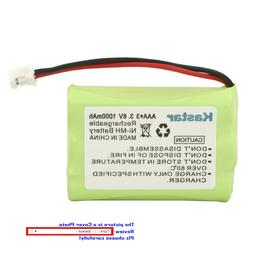 Kastar Digital Baby Monitor Battery Replace for Motorola MBP