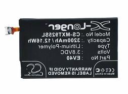 VINTRONS EV40 Replacement Battery  For MOTOROLA Droid Razr H