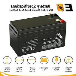 ExpertBattery 12V 1.3Ah Battery Replacement for Mercedes Ben