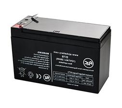 Cyclops THOR X Sirius Rechargeable 12V 7Ah Battery - This is