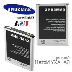 Samsung Galaxy Note 2 II Replacement Battery N7100 I317 T889