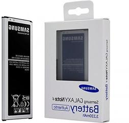 New Original Samsung Galaxy Note 4 IV Battery for BN910BB SM
