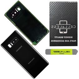 Samsung Galaxy Note 8 Back Glass w/ Camera Lens OEM Replacem