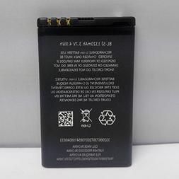Generic Non-OEM BL-5J Replacement Battery for Nokia 215, 523