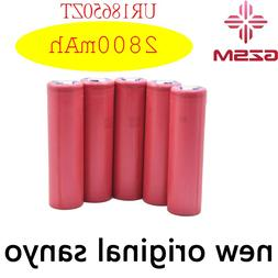GZSM 18650 <font><b>battery</b></font> for <font><b>Sanyo</b