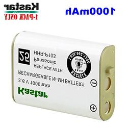 Kastar HHR-P103 Battery, Type 25, NI-MH Rechargeable Battery