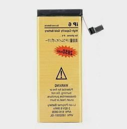 High Capacity Replacement Internal Battery for Apple iPhone