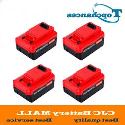 High Quality 4x New 20V Max 4000mAh Li-ion Rechargeable <fon