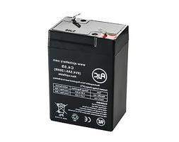 HKbil 3FM4.5 6V 4.5Ah Sealed Lead Acid Battery - AJC Brand®