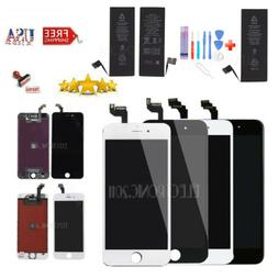 for iPhone 6 6s 7 8 Plus 5s SE LCD Display Screen Battery Re