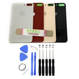 For iPhone 8 PLUS Back Glass Replacement Battery Door Cover