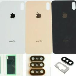 iPhone Xs Max Xs Back Glass Replacement Battery Cover Housin