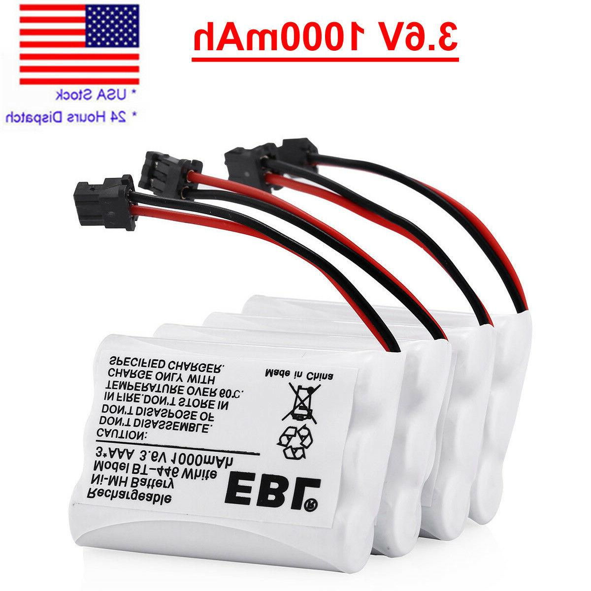 1000mah replacement battery for uniden bt 446