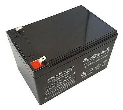 12V Acid Battery Activa Wheelchair by