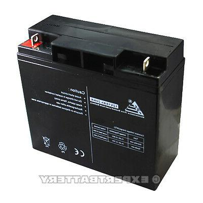 12V 18AH Replacement Battery for Generac 7500 EXL Portable Generator