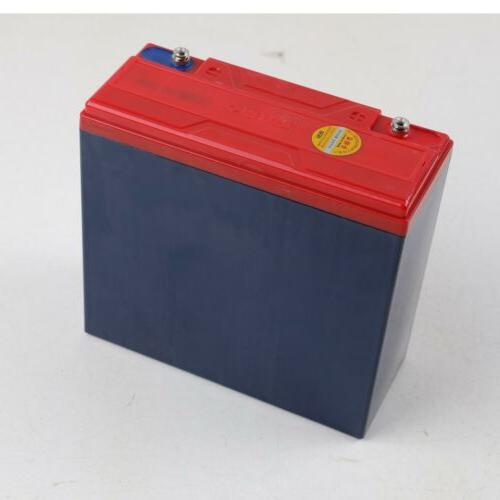 12V 6-DZM-20 Replacement Go-karts