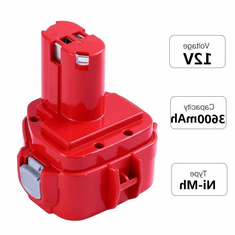 12V Makita Ni-MH 1220 192681-5 2PC