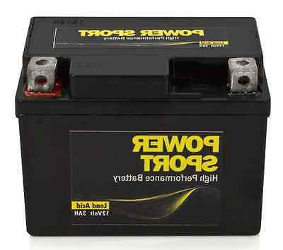 12V 3Ah Battery replacement for YTX4L-BS for Motorcycle Scoo