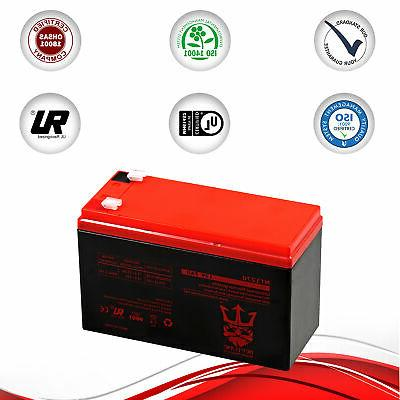 12V Neptune Power Rechargable SLA Battery