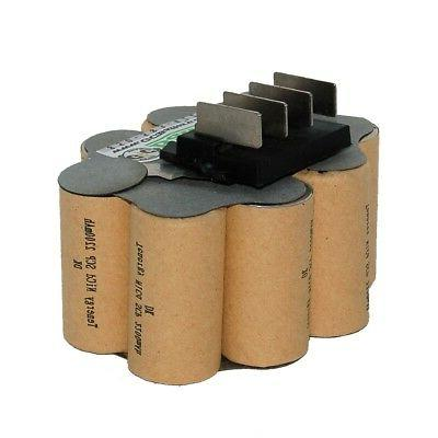 Senco 12V Battery Replacement NiCd